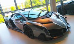 เมื่อ Lamborghini จะถูกส่งไปยังอวกาศ แปรสภาพเป็นโรงพยาบาลขนาดย่อม!