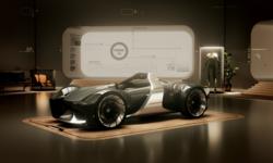 Toyota e-RACER ต้นแบบกลิ่นอายสปอร์ต ความหวือหวาแห่ง Tokyo Motor Show 2019