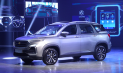 ราคารถใหม่ Chevrolet ในตลาดรถประจำเดือนพฤศจิกายน 2562