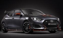 Hyundai Veloster N Performance Concept ต้นแบบแรงได้ใจในสไตล์ลุคสปอร์ต