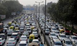 เพื่ออากาศไร้มลพิษ! แท็กซี่ไฟฟ้าและยานพาหนะพลังงานสะอาดในอินเดียจะได้รับการผลักดัน