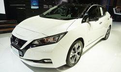 ราคารถใหม่ Nissan ในตลาดรถยนต์ประจำเดือนกันยายน 2562