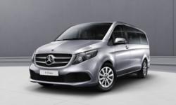 ราคารถใหม่ Mercedes-Benz ในตลาดรถประจำเดือนกันยายน 2562
