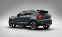 ราคารถใหม่ Volvo ในตลาดรถประจำเดือนกันยายน 2562