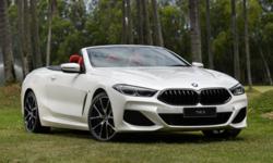 ราคารถใหม่ BMW ในตลาดรถยนต์ประจำเดือนกันยายน 2562