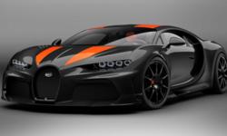 เดาซิราคาเท่าไหร่! Bugatti Chiron Super Sport 300+ ตัวโหดฉลอง 110 ปีที่ผลิตไม่กี่สิบคัน