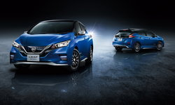 Nissan Leaf 2020 ครบรอบ 10 ปีรถยนต์ไฟฟ้ารุ่นแรก เพิ่มสีใหม่แบบทูโทน