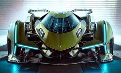 Lamborghini Lambo V12 Vision Gran Turismo รถยนต์ต้นแบบเสมือนจริงในดินแดนแห่งเกม