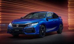 Honda Civic Sport Line 2020 กลิ่นอายสปอร์ตสุดตัว เริ่ม 1.01 ล้านบาทที่อังกฤษ