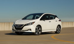 Nissan Leaf 2020 อัปเกรดเพียบ! ทัชสกรีนยาวขึ้น แถมเพิ่มฟีเจอร์ความปลอดภัย