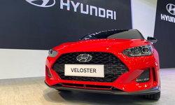 บูธรถ Hyundai ในงาน Motor Expo 2019