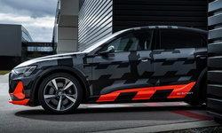 แรงกว่าเดิม! Audi e-tron S 2020 รถอเนกประสงค์ 3 มอเตอร์ไฟฟ้าเอาใจขาซิ่ง