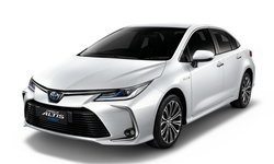 ราคารถใหม่ Toyota ในตลาดรถประจำเดือนมีนาคม 2563