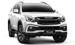 ราคารถใหม่ Isuzu ในตลาดรถประจำเดือนมีนาคม 2563