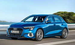 Audi A3 Sportback 2021 เจเนอเรชั่นใหม่ ดุดัน ภายในใหม่หมดจด