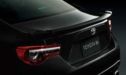 Toyota 86 GT Black Limited รถสปอร์ตรุ่นพิเศษแรงบันดาลใจจาก Toyota AE86 ในตำนาน