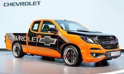 ราคารถใหม่ Chevrolet ในตลาดรถประจำเดือนกุมภาพันธ์ 2563