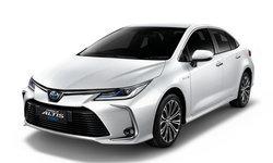 ราคารถใหม่ Toyota ในตลาดรถประจำเดือนกุมภาพันธ์ 2563