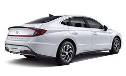 ขอรักษ์โลกด้วย! ลุ้นเป็น Hyundai Sonata Hybrid 2020 เตรียมเผยโฉมที่อเมริกา