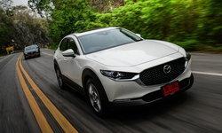 ผงาดครองแชมป์! Mazda มุ่งสู่อันดับ 1 ยอดขายตลาดเอสยูวีในเดือนเมษายน