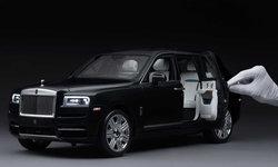 ส่องโมเดลจำลอง Rolls-Royce Cullinan รายละเอียดสุดเป๊ะ ส่วนประกอบกว่าพันชิ้น!