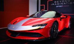 ทรงพลังที่สุด! Ferrari SF90 Stradale เปิดตัวครั้งแรกในไทย เคาะราคา 40.9 ล้าน