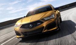 เผยสเปกทางการ Acura TLX 2021 มาพร้อมรุ่น Type S แรงจัดกว่าเคย