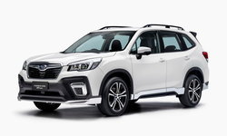 ราคารถใหม่ Subaru ในตลาดรถยนต์เดือนมิถุนายน 2563