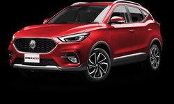 ราคารถใหม่ MG ในตลาดรถยนต์ประจำเดือนเมษายน 2563
