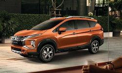 ราคารถใหม่ Mitsubishi ในตลาดรถยนต์ประจำเดือนเมษายน 2563