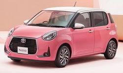 ให้มันเป็นสีชมพู! Toyota Passo Moda Charm รถจิ๋วเพื่อสาวญี่ปุ่น