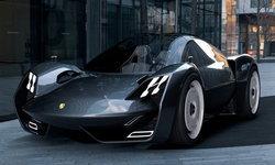 Porsche Exclusive GT คูเป้ 4 ที่นั่ง ดีไซน์แห่งจินตนาการจากศิลปินรัสเซีย