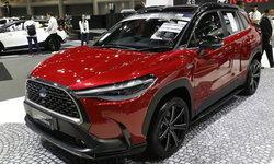 มอเตอร์โชว์ 2020 : ซูมจะๆ All-new Toyota Corolla CROSS คันจริง งามทุกเส้นสาย