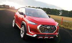น้องเล็กของค่าย! เผยโฉม Nissan Magnite Concept เอสยูวีไซส์จิ๋ว ตัวถังยาวไม่ถึง 4 เมตร
