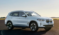 BMW iX3 2021 เอสยูวีพลังงานไฟฟ้าล้วนรุ่นแรก วิ่งได้ 460 กม. จากการชาร์จครั้งเดียว