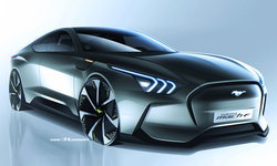 ท้าชิง Tesla เต็มตัว! Ford Mustang รถยนต์ไฟฟ้าเต็มรูปแบบกับภาพเรนเดอร์สุดล้ำ