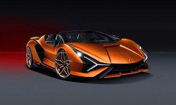 ส่องภาพเรนเดอร์ Lamborghini Sian FKP 37 Roadster ตัวแรงที่เหล่าสาวกรอคอย