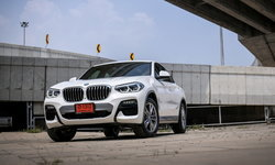 BMW X4 xDrive20d M Sport X คูเป้สุดโฉบเฉี่ยว เท่ๆ ในราคาเฉียด 4 ล้าน