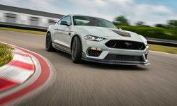 เครื่องยนต์ V8 ก็มา! Ford Mustang Mach 1 2021 คืนบัลลังก์ความแรง
