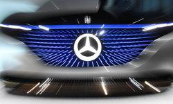 ปี 2024 อาจได้เจอกัน! Mercedes-Benz พัฒนาแพลตฟอร์มรถยนต์ไร้คนขับกับ Nvidia