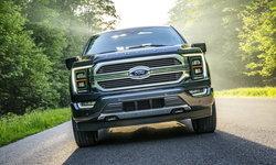เปิดตัวแดนมะกัน! Ford F-150 2021 กระบะขุมพลังไฮบริด ห้องโดยสารเปลี่ยนไปมากสุด
