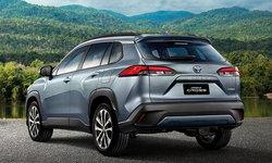 ราคารถใหม่ Toyota ในตลาดรถประจำเดือนกันยายน 2563