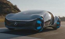 อวตาร 2 ชัดๆ! แนวคิด Mercedes Vision AVTR ที่ไร้คันเร่งและพวงมาลัย (คลิป)