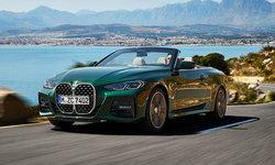 เปิดตัวแล้ว! BMW 4-Series Convertible ประกาศราคาเริ่มต้น 1.7 ล้านบาทในสหรัฐฯ
