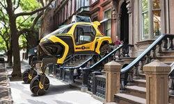 """ไม่ได้มาเล่นๆ! Hyundai เดินหน้าพัฒนารถยนต์เดินได้ """"Hyundai Elevate Concept"""""""