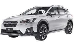 ราคารถใหม่ Subaru ในตลาดรถยนต์เดือนตุลาคม 2563