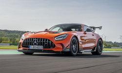 สง่างาม! เผยภาพ Mercedes-AMG GT Black Series พร้อมราคาเริ่มต้นในอังกฤษ 13 ล้านบาท