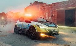 ต้นแบบรถยนต์ไฟฟ้า 100%! Nissan Re-Leaf concept เป็นได้ทั้งรถกู้ภัยและแหล่งพลังงานเคลื่อนที่