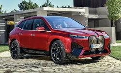 BMW iX 2021 ใหม่ เอสยูวีขุมพลังไฟฟ้าล้วนเผยโฉมก่อนขายจริงปลายปีหน้า