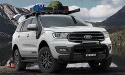 Ford Everest BaseCamp 2021 ใหม่ รุ่นพิเศษเอาใจสายลุยจำกัดเพียง 450 คันที่ออสเตรเลีย